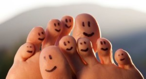 Orthotics = Happy Feet